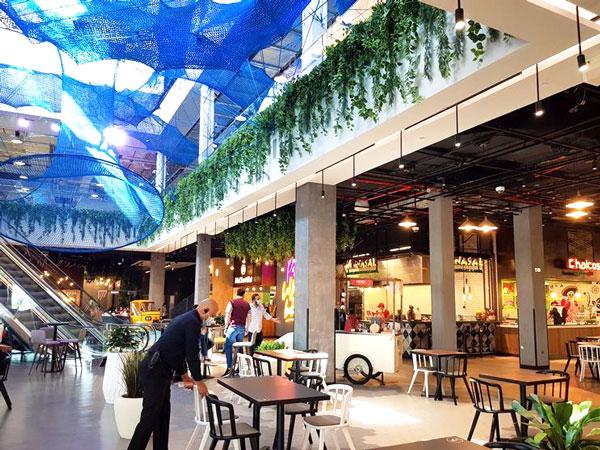 food court - Deira