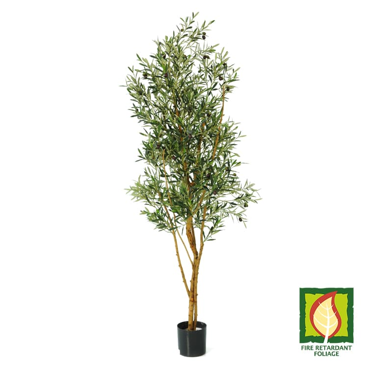 artificial olive tree dubai