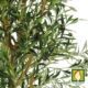 faux olive tree leaves