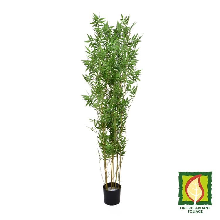 artificial oriental bamboo tree dubai