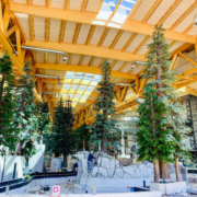 replica pine trees Dubai